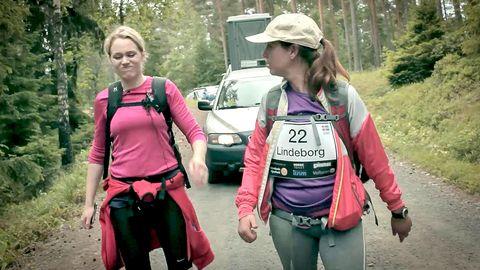 Maratonmarschen