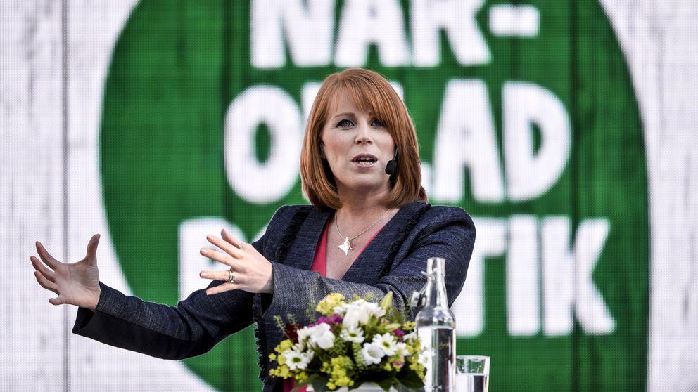 Centerledaren Annie Lööf