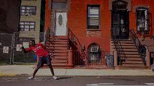 Streetdance-geniet Storyboard P Foto: SVT