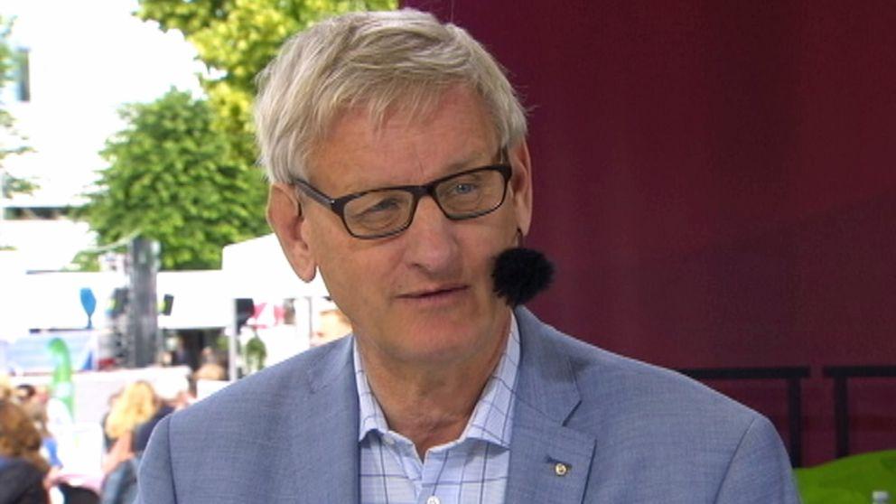Fd utrikesministern Carl Bildt