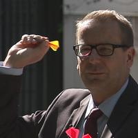 Finlands ambassadör Jarmo Viinanen