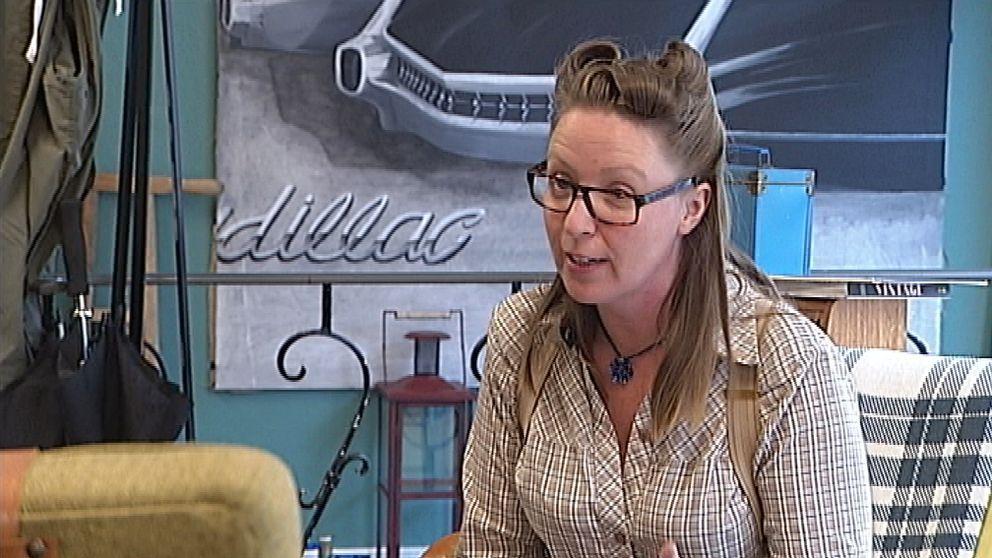 Jenny Aakala i Skänninge
