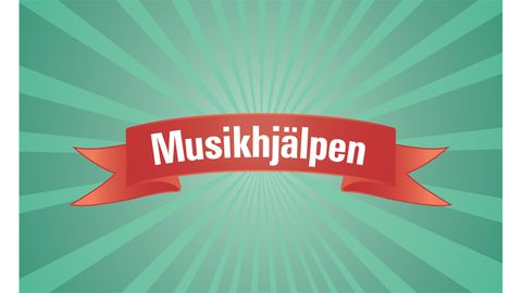 Musikhjälpens logotyp