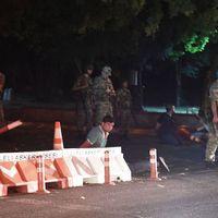 Försök till militärkupp i Turkiet