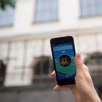 Bilder på offentlig konst dyker upp i spelet Pokémon Go något som bekymrar föreningen Bildupphovsrätt.