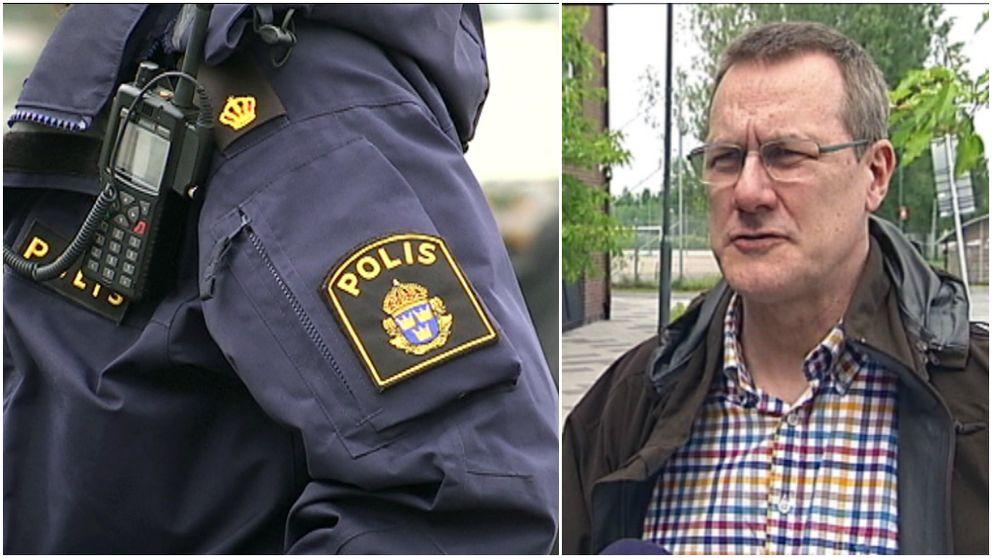Polisbrist, Jan Johansson