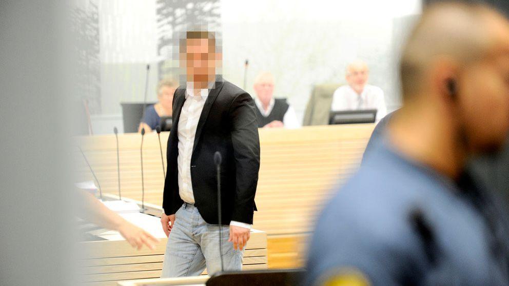 33-åringen, tidigare dömde nazisten, frias av hovrätten.