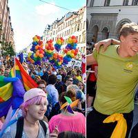 Stort säkerhetspådrag inför Pride