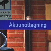 Akutmottagning akuten Karlskrona Blekingesjukhuset