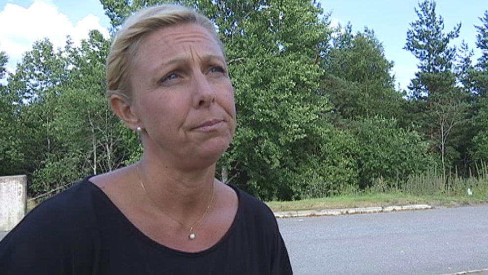 Sara Svanlund, andra vice ordf. Lärarnas Riksförbund