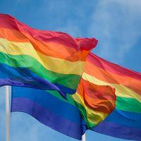 Vissa personer tycks inte gilla att Prideflaggan hissats i stadsdelen Tensta.