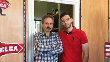 Mehdi och Hasem Ahmadi