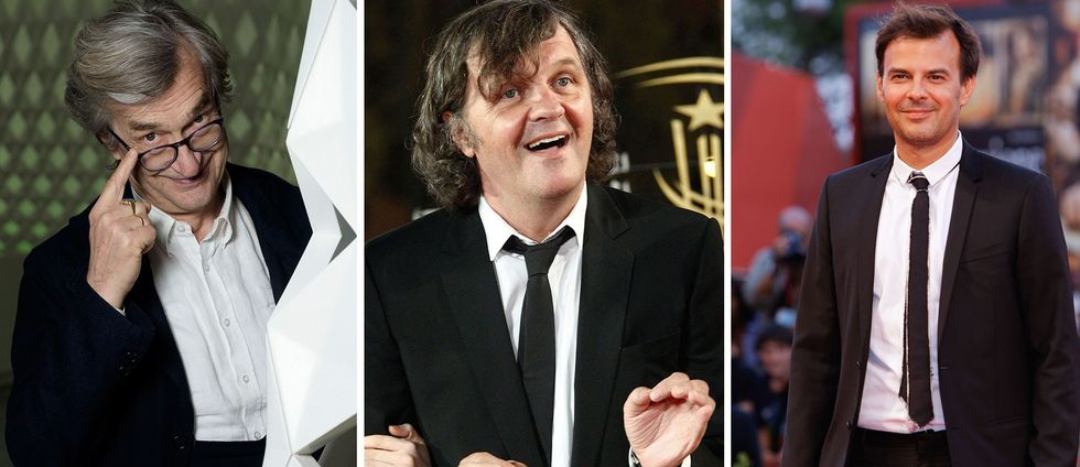 Wim Wenders, Emir Kusturica och Francois Ozon är några av de regissörer som ligger bakom filmerna som kan vinna årets Guldlejon.
