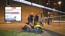 terror internationella medier Malmö