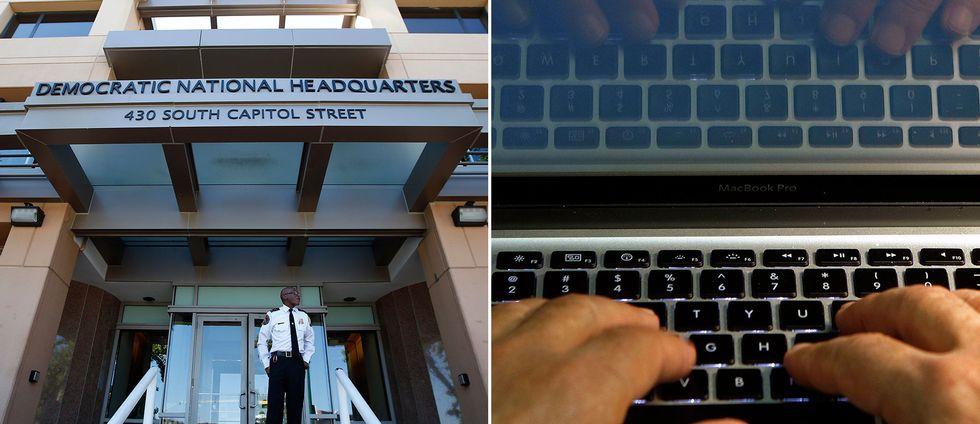 Den nya cyberattacken väcker frågor i USA om ryska hackare kan vara skyldiga även denna gång. Kreml har avfärdat anklagelserna.