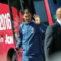 Zlatan har anlänt Göteborg.