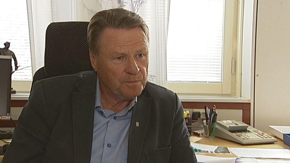 Inge Andersson (S) kommunalråd boden