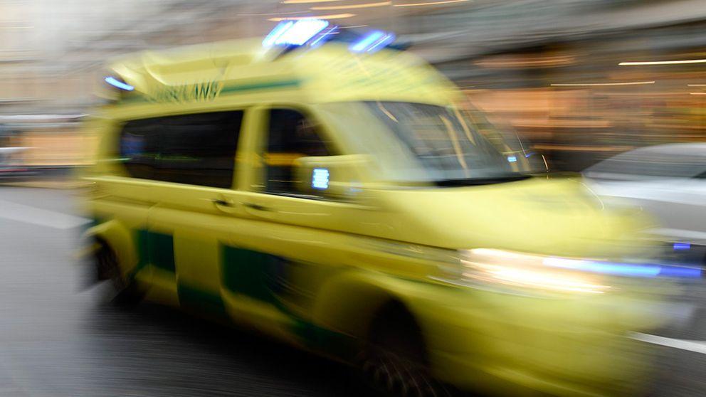 SOS Alarm har fått in ett larm om en drunkning i Gimo.