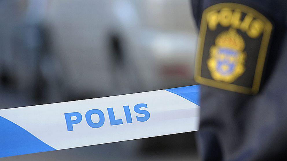 Man utsatt för mordförsök i Domsjö