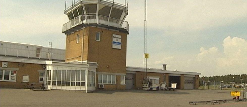 Kristianstads flygplats