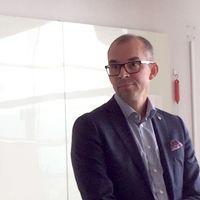 Jonas Jalkander, områdeschef för Hemsö, Niklas Nordström