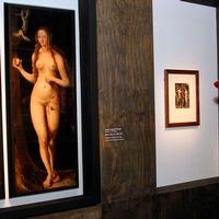 Lucas Cranachs verk Adam och Eva. En domstol i Kalifornien har beslutat att tavlornas nuvarande ägare får behålla dem - detta trots att den ursprunglige ägaren tvingats sälja dem under nazitiden.