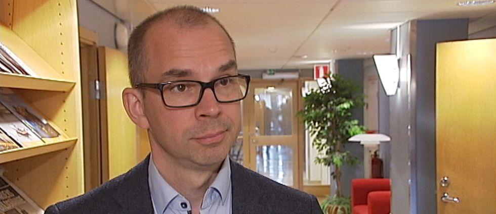 Niklas Nordström (S), kommunalråd luleå