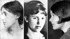 Virginia Woolf, Sylvia Plath och Karin Boye förekommer i boken