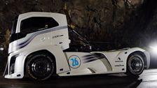 världens snabbaste lastbil