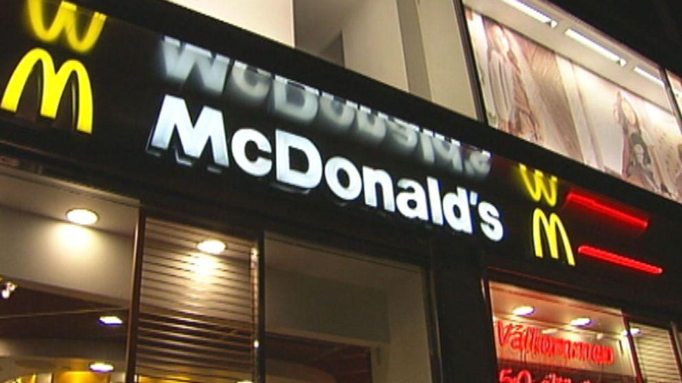 För tredje natten i rad rånades en McDonaldsrestaurang i Skåne