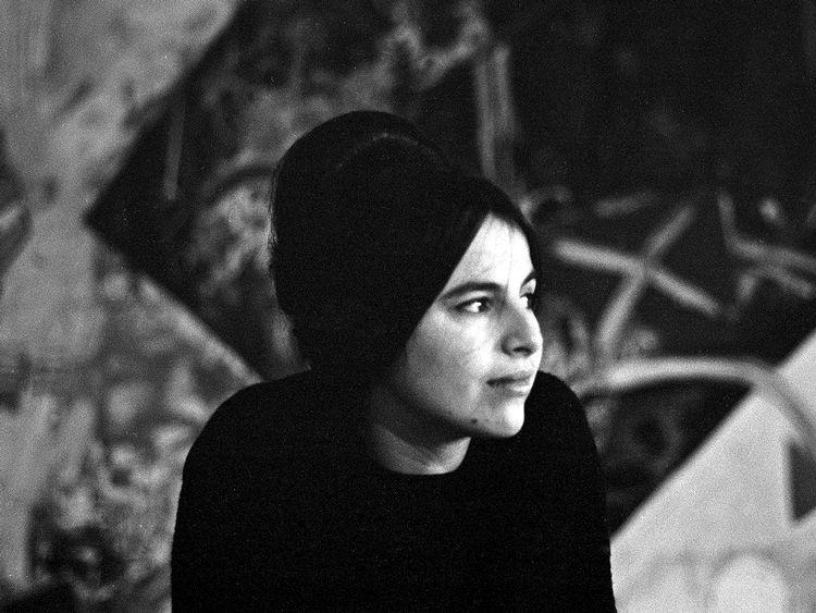 Eva Hesse (1963).