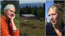 Malin Johansson och Lena Stålfelt