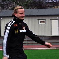 Alexander Petersson fotboll FKK