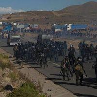Bolivia: Minister dödad i gruvprotest