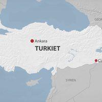 Flera döda i explosion i Turkiet