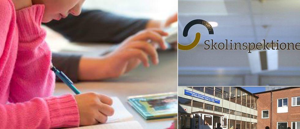Sverigefinska skolan i Göteborg fick extra tid av Skolinspektionen.