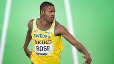 Odain Rose under inomhus-VM i Portland 2016.