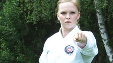 Mia Karlsson älskar karate, #Entusiasterna