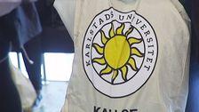 Tygkasse med tryck från Karlstads universitet