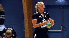 Maja Eriksson är handbollsproffs i danska Holstebro.