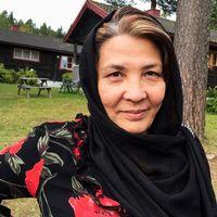 Hamidh Yaqobi, från Afghanistan.