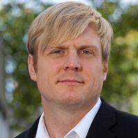 Tomas Eriksson (MP) och Dag Larsson (S).