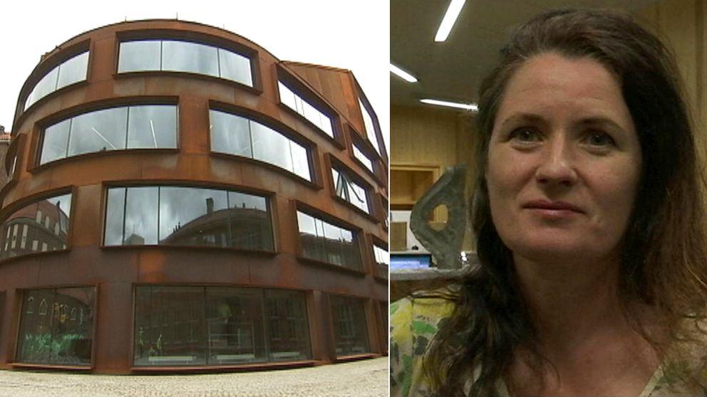Christina Bodin Danielsson, kontorsforskare KTH