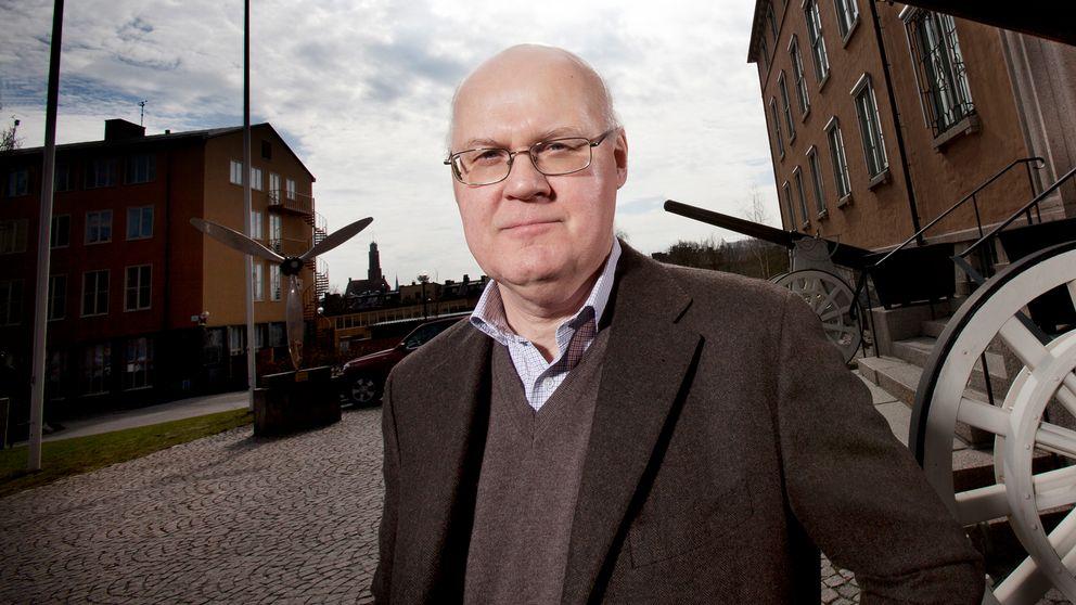 Jan Hallenbergsäkerhetspolitisk expert vid Försvarshögskolan.