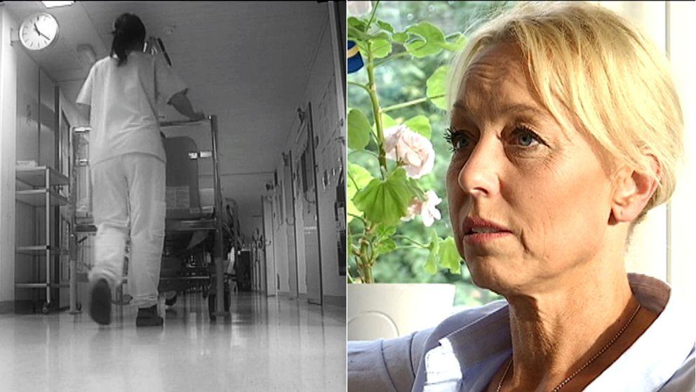 Anorexian tog över Katarina Tomczyks liv. Nu vill hon förändra sitt liv.