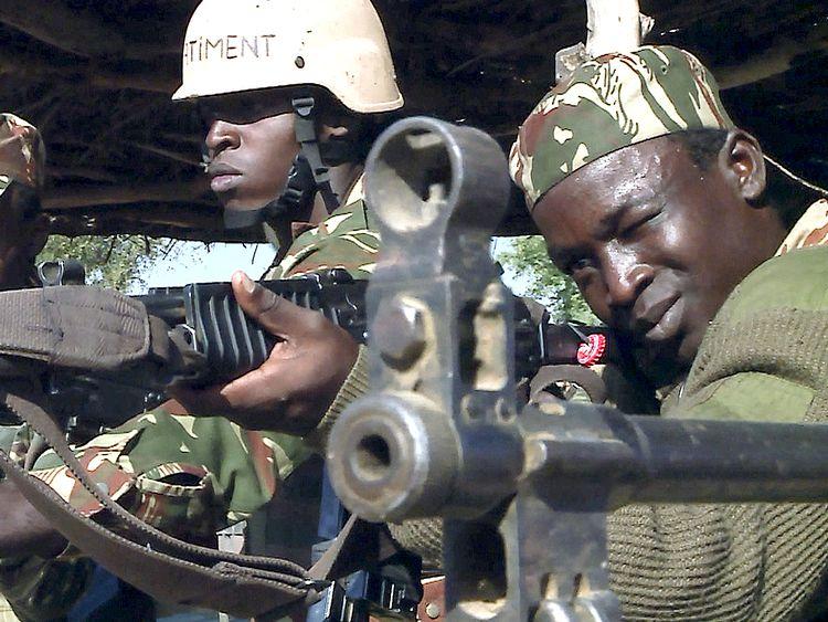 Boko Haram - terror i Afrika