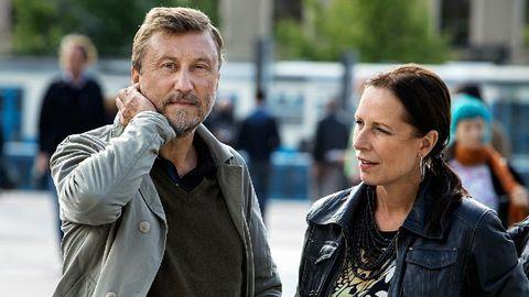 Janne Josefsson och Karin Mattisson.
