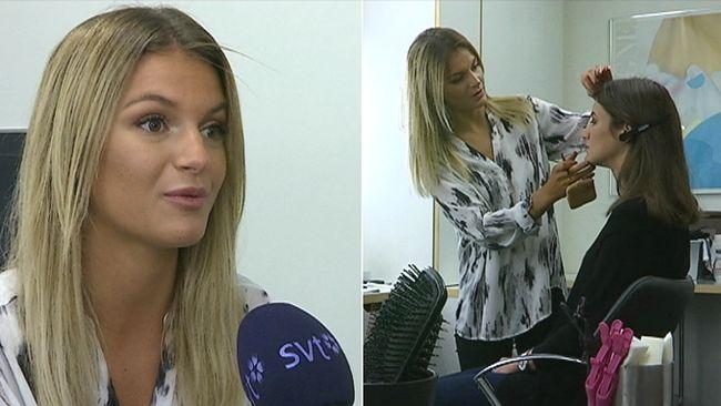 Smink, Heidi Garcia Andersson.