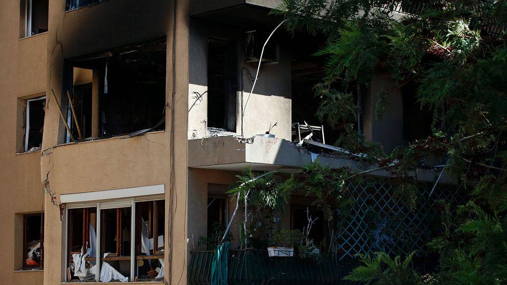 Barn omkom efter explosion i lagenhet