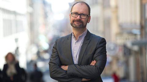 Professor Per Strömberg.